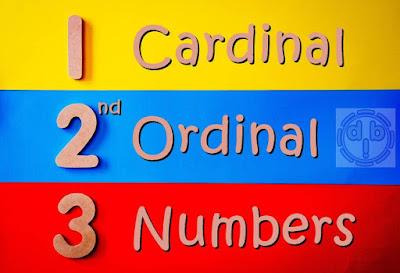 Cardinal dan Ordinal Numbers: Perbedaan dan Fungsi