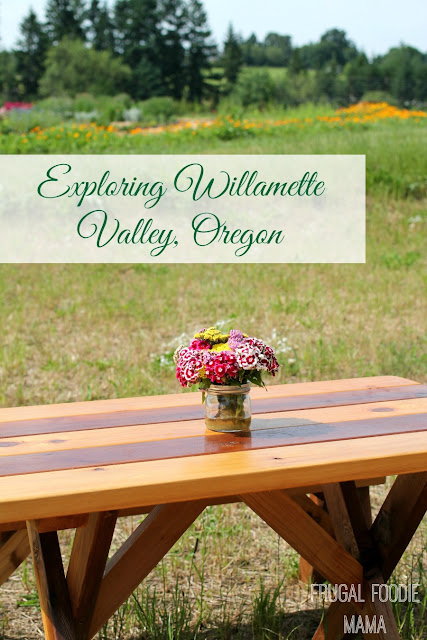 From a local farm cooperative to a true farm-to-table restaurant experience, explore the Willamette Valley and immerse yourself in the local foods scene of Portland and Oregon. #OXOFarmTour