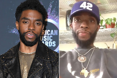 "Chadwick Boseman created worry among fans when he posted a video of himself on Instagram and accidentally uncovered his prominent weight reduction.   The ""Black Panther"" star took to the social medium Wednesday to report the dispatch of ""Activity 42,"" a gift of $4.2 million in personal protective equipment to emergency clinics that help the African American people who are hit the hardest by the coronavirus pandemic."