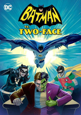 Batman Vs Two Face 2017 DVDRip 200MB English 480p Watch Online Free Download Worldfree4u 9xmovies