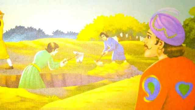 Unique Panchtantra Moral Stories In Hindi