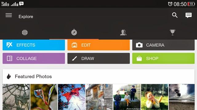 Cara Membuat Foto #InstagramInHand di Android