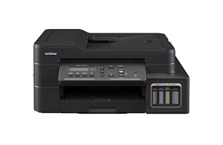 Brother DCP-T710W Driver Downloads