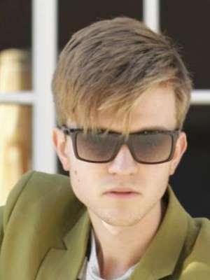 NEWS Model Rambut Pria Untuk Wajah Bulat - Gaya rambut pendek untuk wajah bulat pria