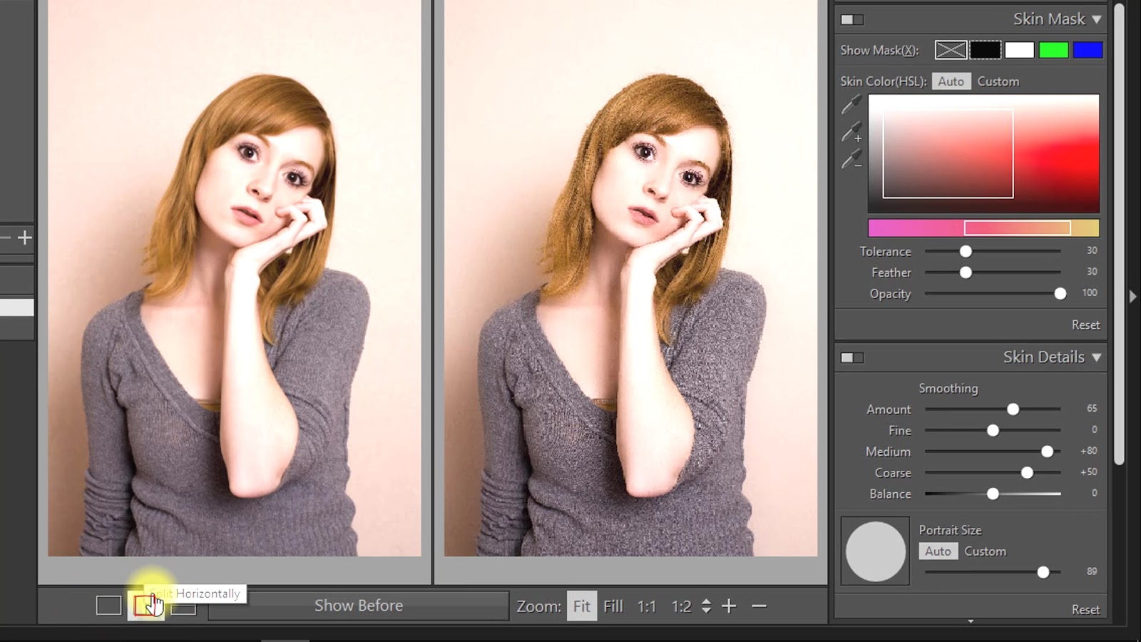 Skin Finer 2.0 Best Skin Retouching Plugin 3