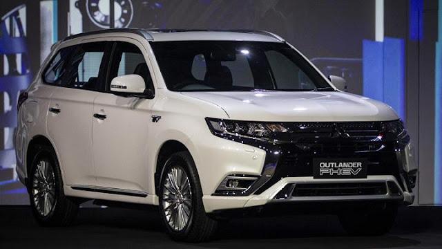 Harga Mitsubishi Outlander Pekanbaru Riau Agustus 2019