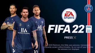 FIFA 22 Mobile Download PSG Edition APK+OBB+DATA