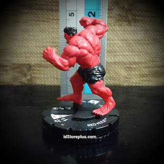 Miniature Red Hulk 210 Incredible Hulk Gravity Feed Marvel Heroclix