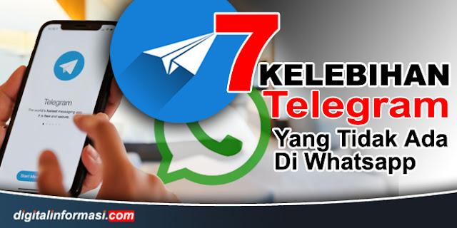telegram, whatsapp, kelebihan telegram, kelebihan telegram dibanding wa, kelebihan telegram mod, kelebihan telegram dari wa, kelebihan telegram daripada whatsapp, kelebihan telegram dibandingkan whatsapp, perbedaan telegram dan wa, bedanya telegram dan wa, kelebihan telegram dan wa, perbedaan telegram dan whatsapp, kelebihan telegram dari whatsapp
