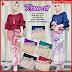 ZBT02109 Kebaya Batik Couple Setelan Wanita Rena BMGShop