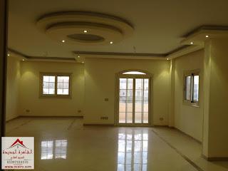 شقة للايجار فيلات النرجس التجمع الخامس القاهرة الجديدة لقطة تشطيب فاخر هاى سوبر لوكس