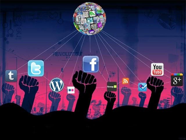 लोकतंत्र और सोशल मीडिया- डा. अशोक कुमार मिश्र