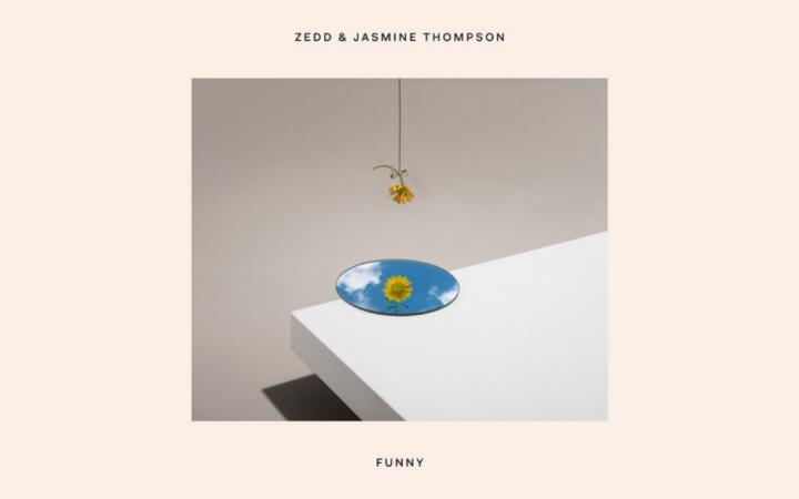 Zedd n Jasmine Thompson - Funny