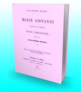 El diario de Madame Giovanni - Alejandro Dumas