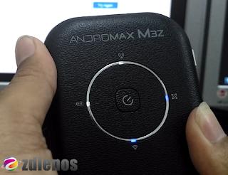 proses booting - Cara Cepat Mengatasi Lupa Password Modem MiFi Andromax M3Z