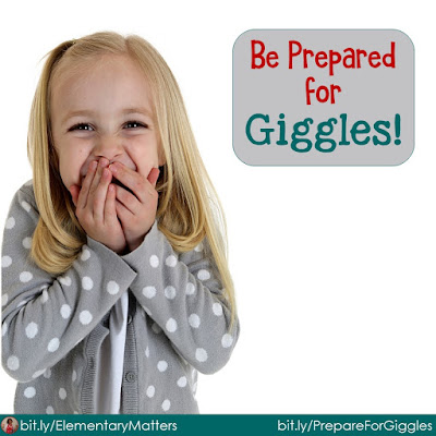 """Be Prepared for Giggles! """"True or False"""" is a fun activity that will send the children into fits of laughter!"""