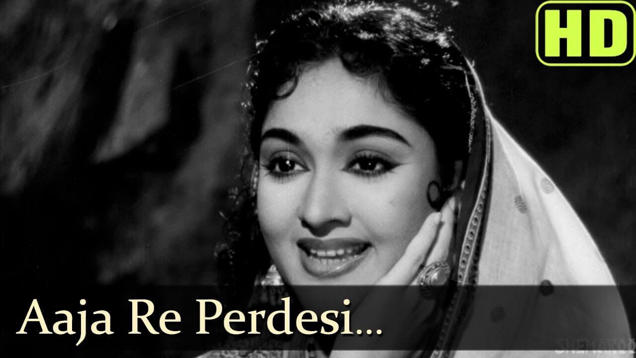 Aaja Re Pardesi Main Lyrics in Hindi