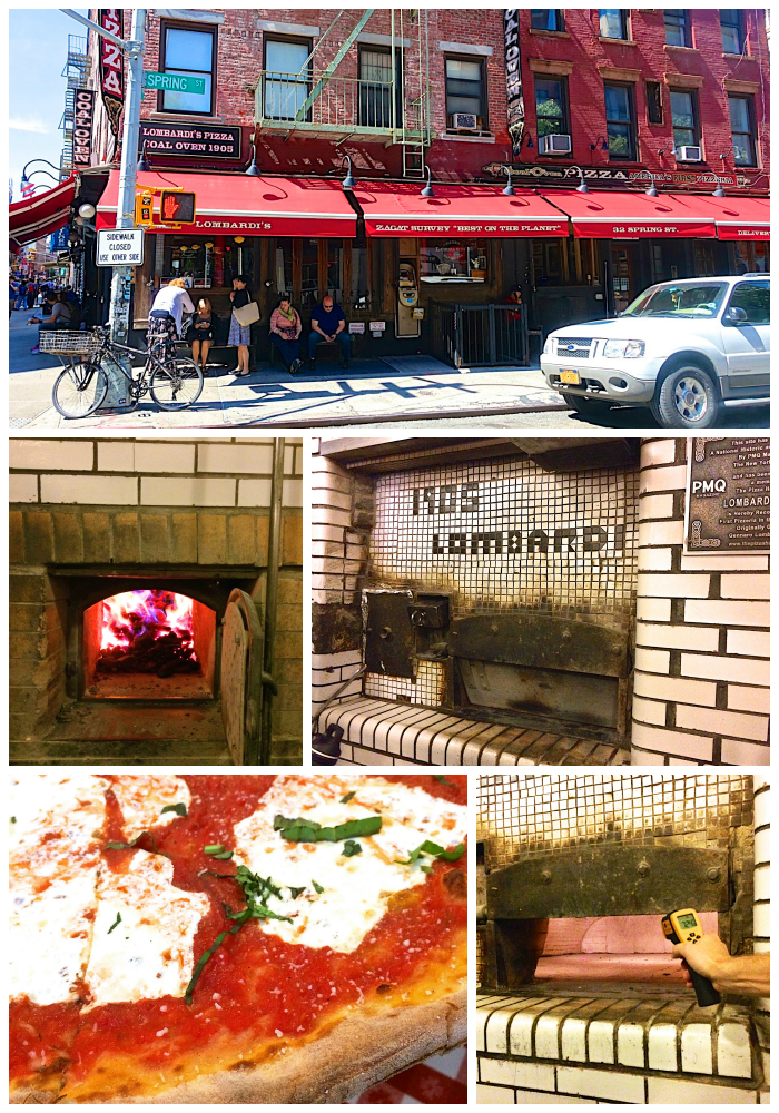 Lombardi's Pizza - Scott's Pizza Tour NYC - a must do activity on your next trip to New York City. Do a walking tour or the Sunday bus tour. Great way to sample tons of delicious NY Pizza!