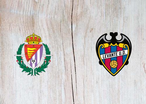 Real Valladolid vs Levante -Highlights 26 January 2021