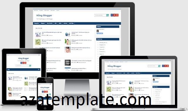Template blogspot tin tức miễn phí