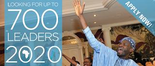 Apply for Mandela Washington Fellowship 2020 | Young African Leaders