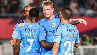 Manchester City vs West Ham 4-1 Full Highlights