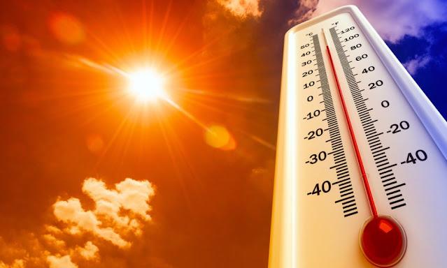 """Θερμοκρασίες """"φωτιά"""" σημειώθηκαν στην Αργολίδα και σήμερα 5/8"""