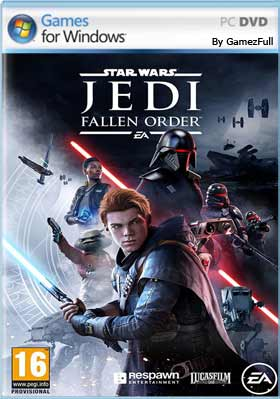 Star Wars Jedi Fallen Order PC [Full] Español [MEGA]