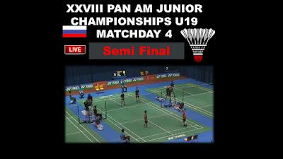 XXVIII PAN AM JUNIOR CHAMPIONSHIPS U19