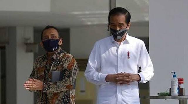 Hasil Survei Indikator Kinerja Jokowi Buruk, Nasir Djamil: Alarm Keras bagi Presiden