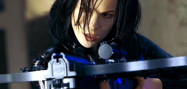 Kate Beckinsale în Underworld: Awakening
