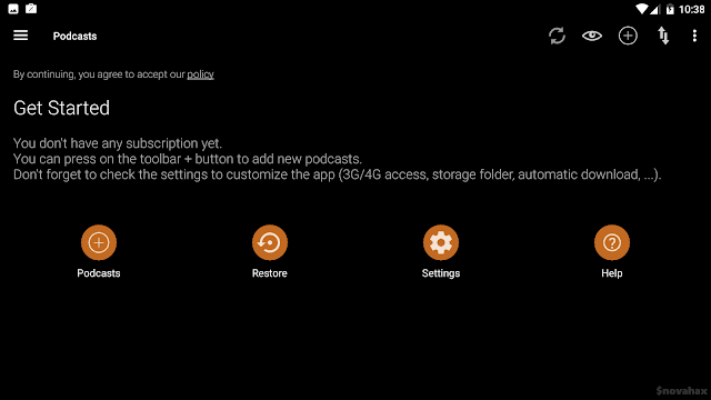 podcast addict paid apk
