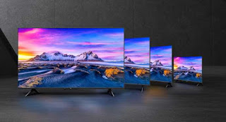 Xiaomi launches new 4K TV series P1 with Android 10