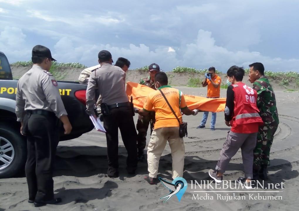 Warga Kendal Ditemukan Meninggal Tanpa Busana di Pantai Mirit