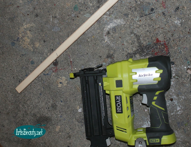 diy fix for broken drawer ryobi airstrike brad nailer