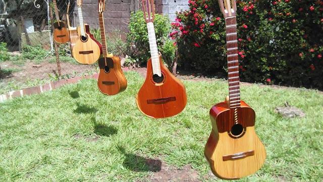 Instrumentos fabricados por José  Plaza