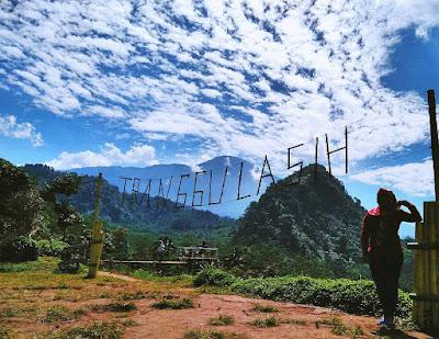 Lokasi Dan Rute Ke Bukit Tranggulasih Baturaden Purwokerto