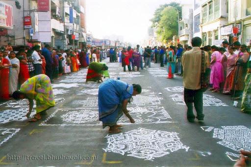 Mylapore Kolam Festival