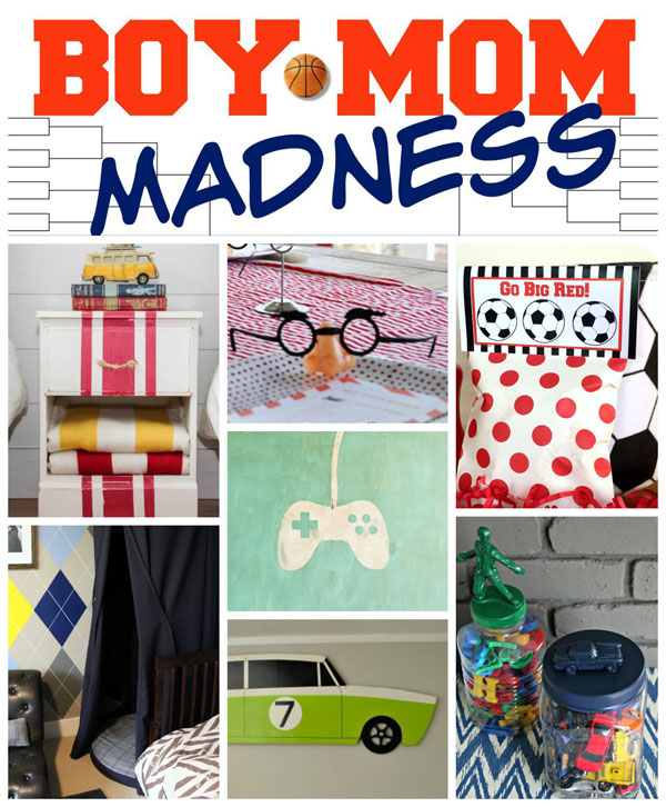 Boy Mom Madness: B.O.Y.  D.I.Y.