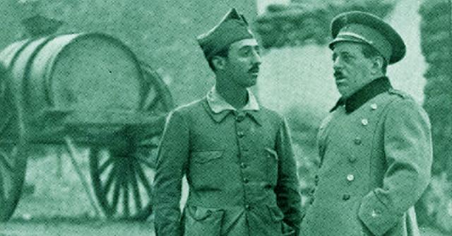 Franco y Sanjurjo