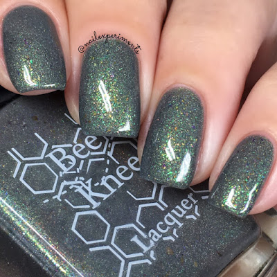 bees knees lacquer jefferson starships indie expo canada 2018 VIP
