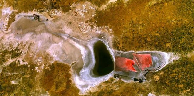Sambhar Lake Rajastan