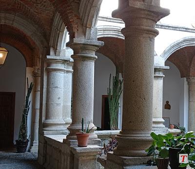 Convento de la Madre de Dios de Coria