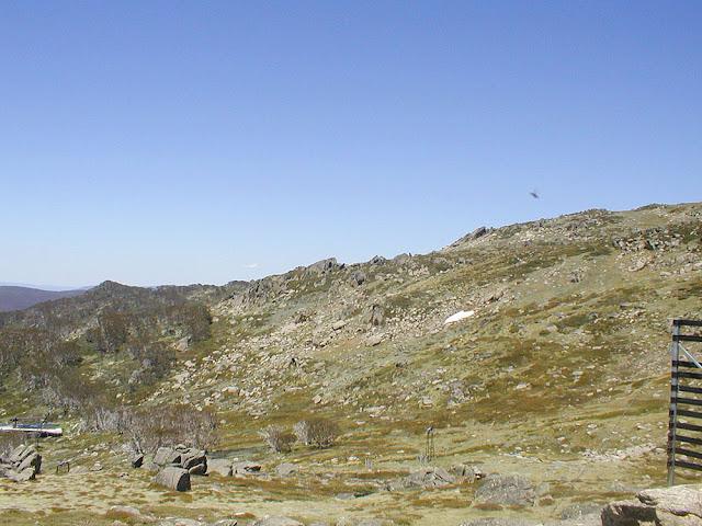 Mount Koscuiszko in November. Australia. Photo by Loire Valley Time Travel.