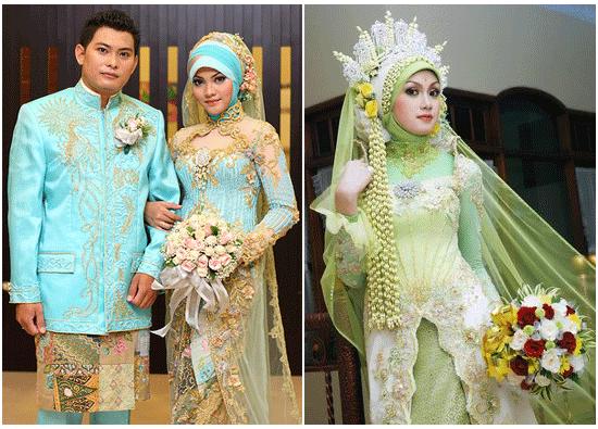 Foto Kebaya Pengantin: Kumpulan Foto Model Baju Kebaya Pernikahan