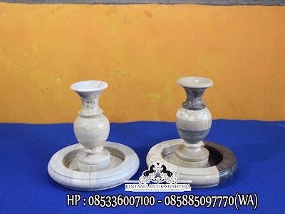 Vas Bunga Marmer, Vas Bunga Marmer Kombinasi, Kerajinan Marmer Tulungagung