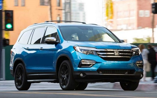 2018 Honda Pilot Specs, Redesign, Price, Release Date