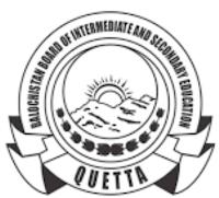 BISE Quetta Intermediate Supplementary Result