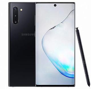 سعر و مواصفات هاتف Samasung Galaxy Note 10 في الجزائر