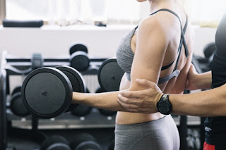 4 types of effective Exercise build muscle Women